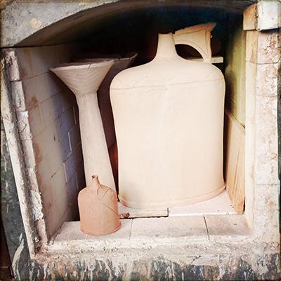 1opened kiln