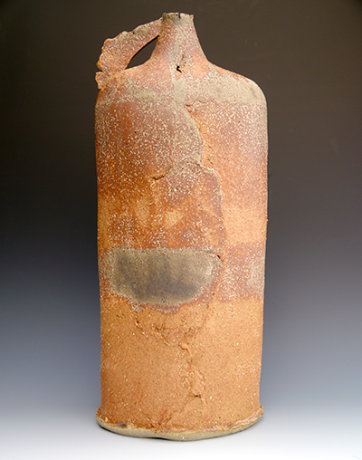 1 front tall saltmarsh flagon 54 x 23 cm