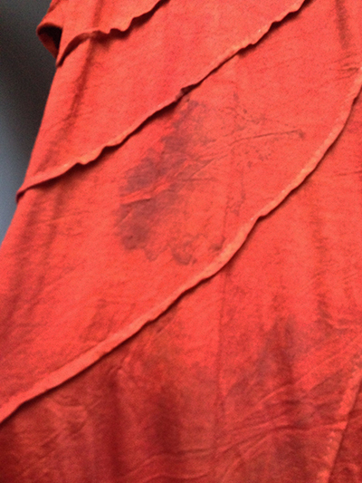 madder dress detail