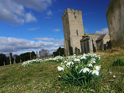 stanwick church
